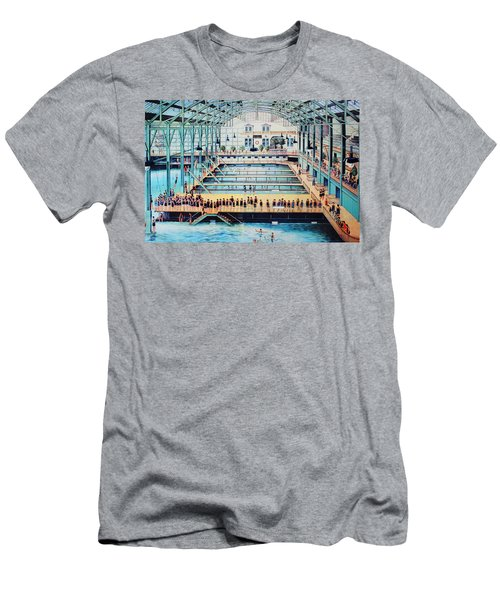 Sutro Baths At The Cliff House Men's T-Shirt (Athletic Fit)