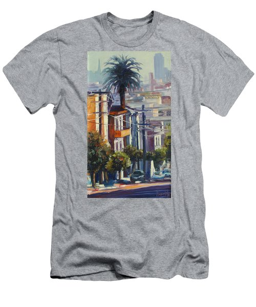 Post Street Men's T-Shirt (Athletic Fit)