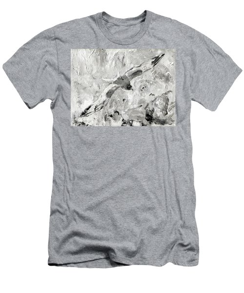 Swallow-tailed Gull Men's T-Shirt (Athletic Fit)