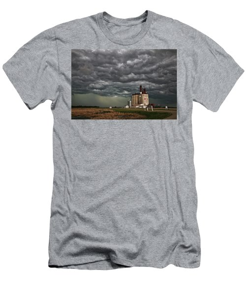 Swallowed By The Sky Men's T-Shirt (Athletic Fit)