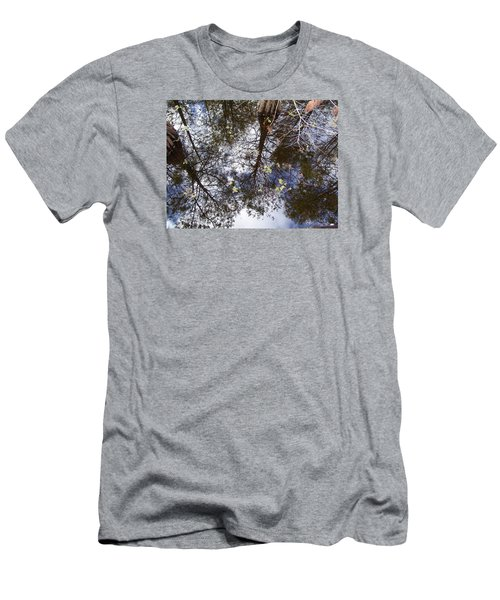 Swamp Mirrored Men's T-Shirt (Athletic Fit)