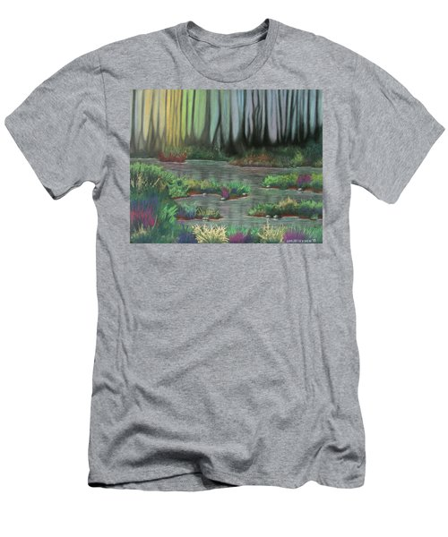 Swamp Things 01 Men's T-Shirt (Athletic Fit)