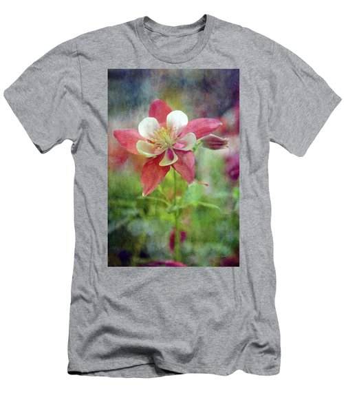 Sweet Columbine 9281 Idp_2 Men's T-Shirt (Athletic Fit)