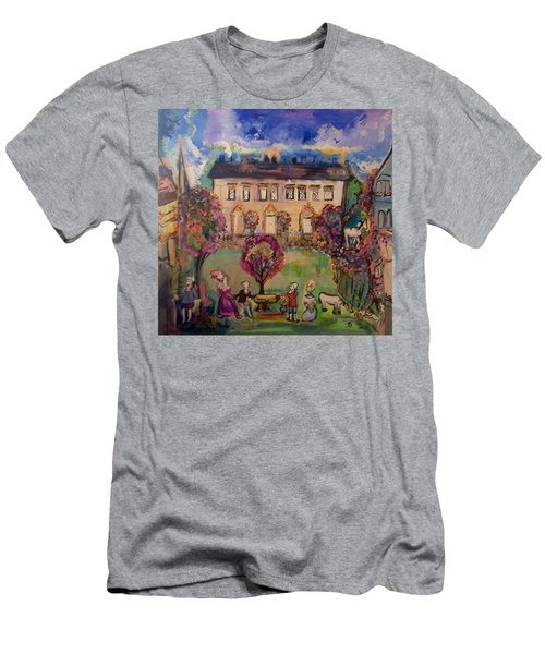 Sweet Georgian Revisited  Men's T-Shirt (Athletic Fit)