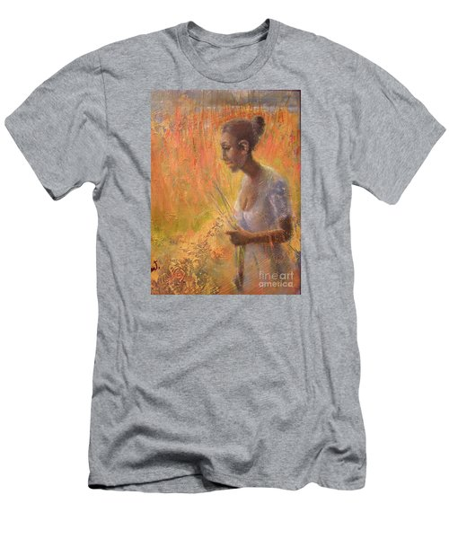 Sweet Grass Men's T-Shirt (Athletic Fit)