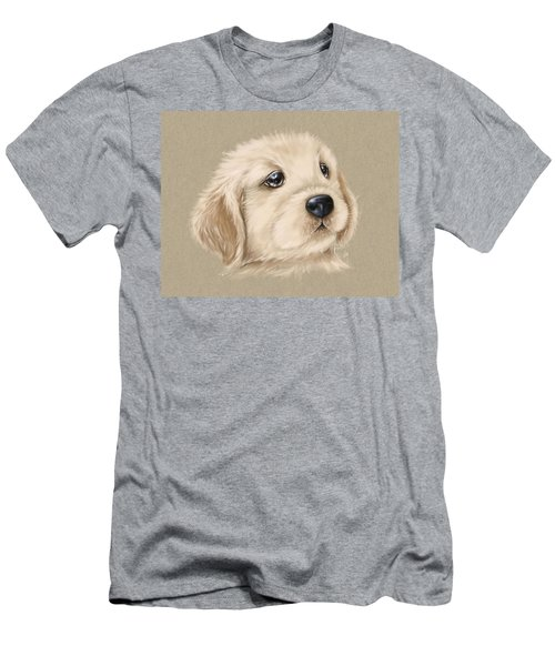 Sweet Little Dog Men's T-Shirt (Athletic Fit)