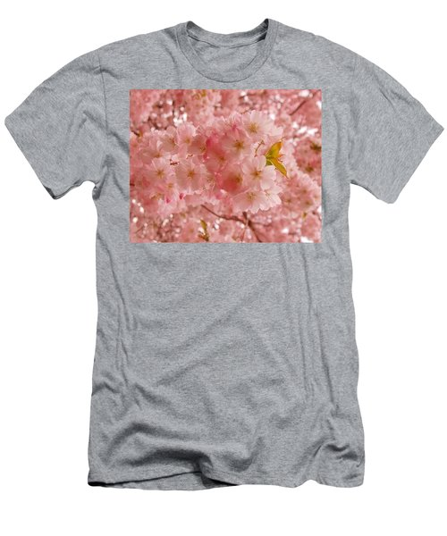 Sweet Pink- Holmdel Park Men's T-Shirt (Athletic Fit)