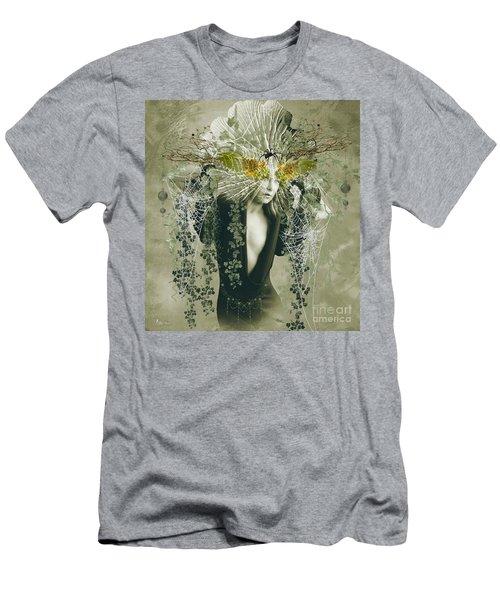 Sweet Webs Of Design Men's T-Shirt (Athletic Fit)