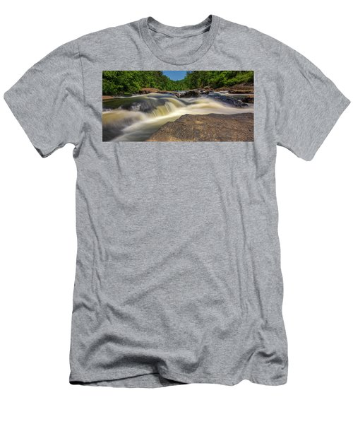 Sweetwater Creek Long Exposure 2 Men's T-Shirt (Athletic Fit)