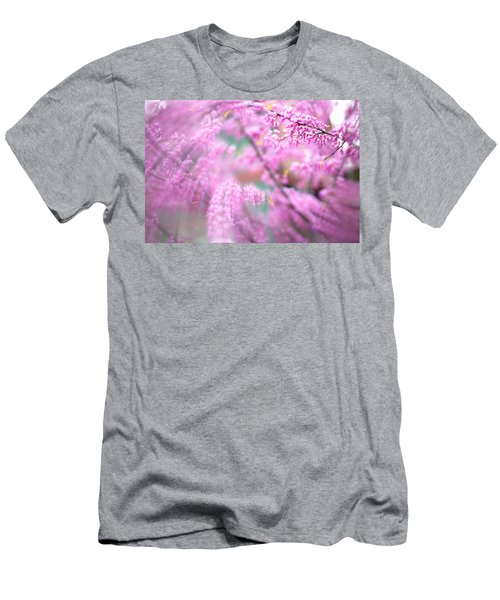 Swirls Of Spring Men's T-Shirt (Athletic Fit)