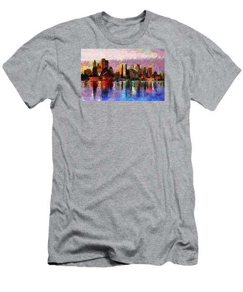 Sydney Here I Come Men's T-Shirt (Athletic Fit)