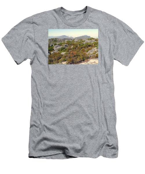 Table Rock Summit Men's T-Shirt (Slim Fit) by John Potts