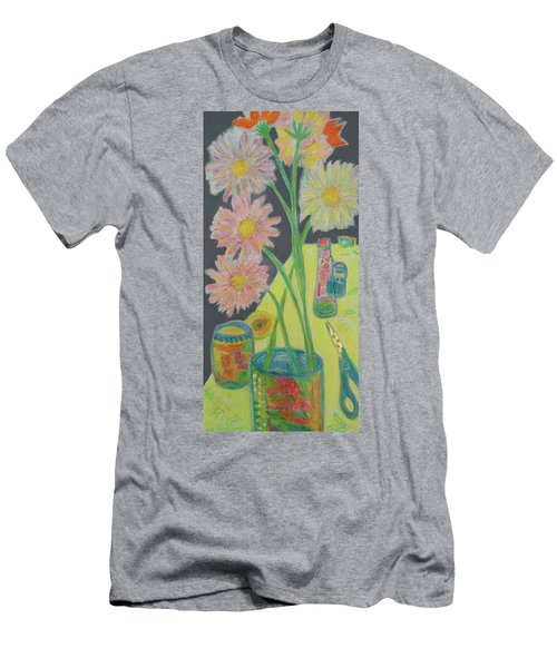 Table Scape Men's T-Shirt (Athletic Fit)