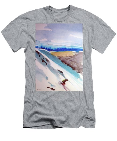 Tahoe City Men's T-Shirt (Athletic Fit)