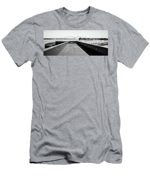 Take Me To The River  Men's T-Shirt (Athletic Fit)