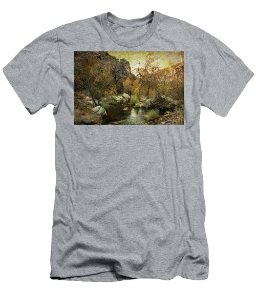Taking A Hike Men's T-Shirt (Athletic Fit)