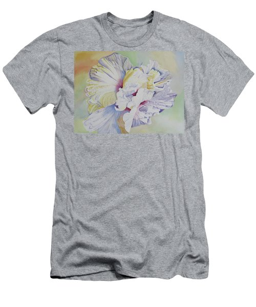 Men's T-Shirt (Slim Fit) featuring the painting Taking Flight by Teresa Beyer