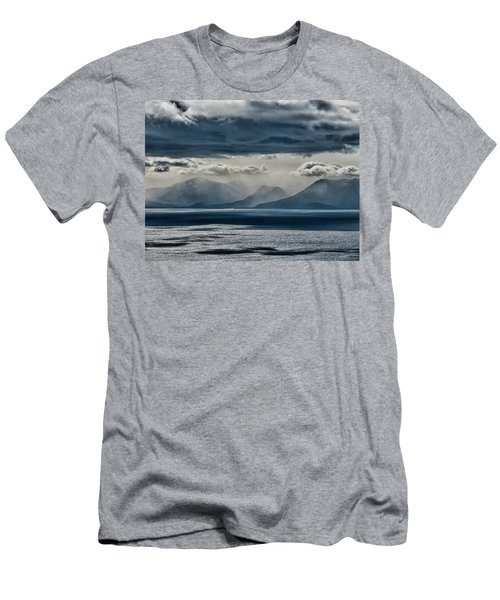 Tallac Stormclouds Men's T-Shirt (Athletic Fit)