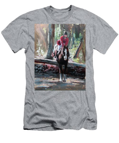 Tally Ho Men's T-Shirt (Athletic Fit)