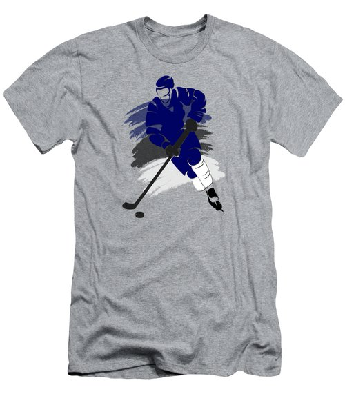 Tampa Bay Lightning Player Shirt Men's T-Shirt (Slim Fit) by Joe Hamilton