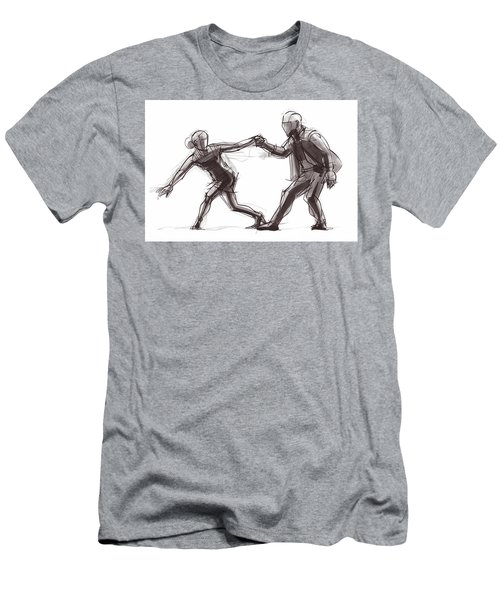 Tango #63 Men's T-Shirt (Athletic Fit)