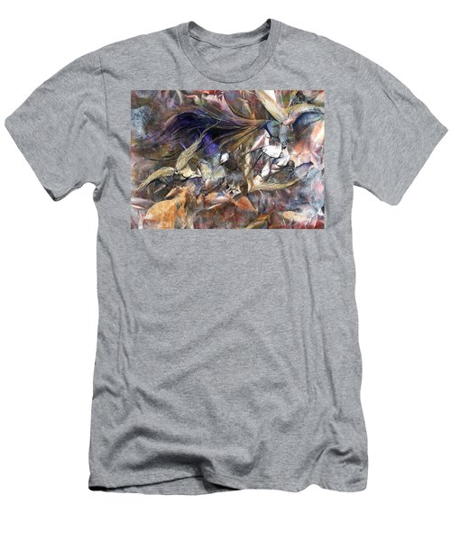 Tango Birds Men's T-Shirt (Athletic Fit)