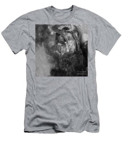 Tango Dancers 01 Men's T-Shirt (Slim Fit) by Gull G