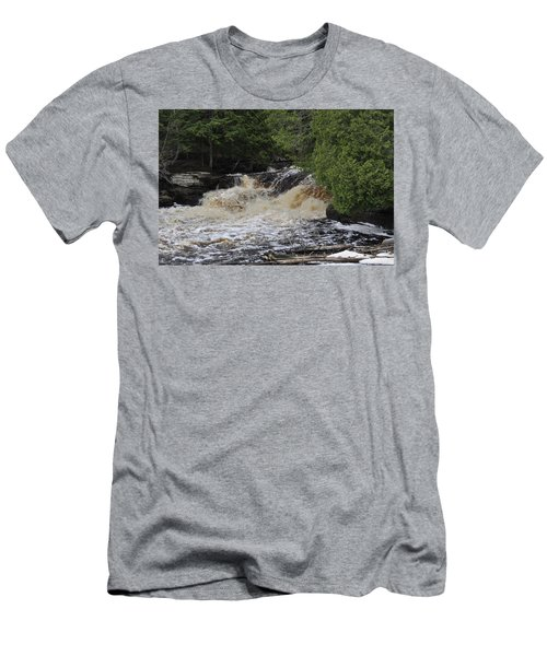 Tannic Waters Men's T-Shirt (Athletic Fit)