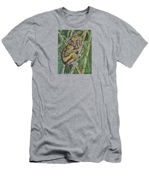 Tarsier Men's T-Shirt (Athletic Fit)