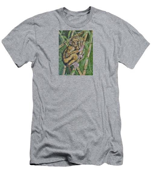 Tarsier Men's T-Shirt (Athletic Fit)