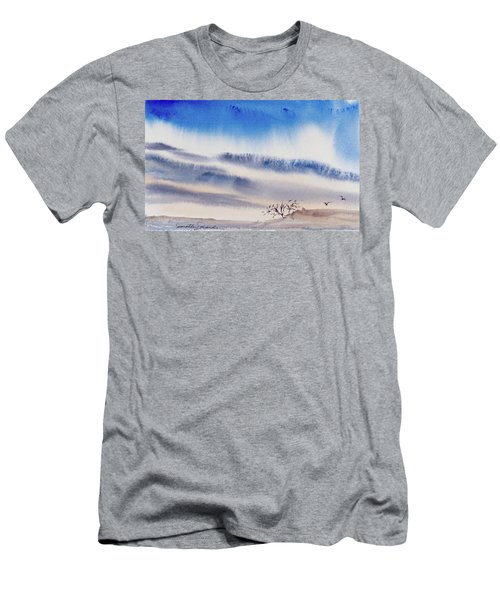 Tasmanian Skies Never Cease To Amaze And Delight. Men's T-Shirt (Athletic Fit)