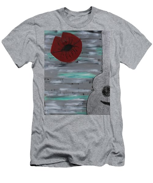 Taylor Men's T-Shirt (Slim Fit) by Alexandria Drake