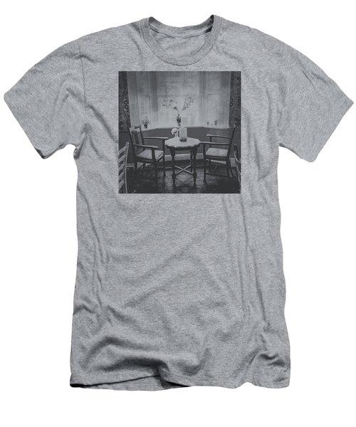 Teahouse Men's T-Shirt (Athletic Fit)