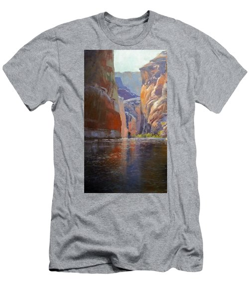 Teapot Point Colorado River Men's T-Shirt (Athletic Fit)