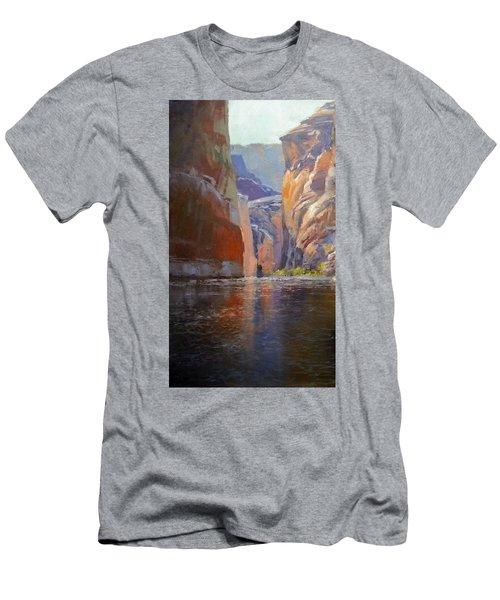 Teapot Point Colorado River Men's T-Shirt (Athletic Fit)