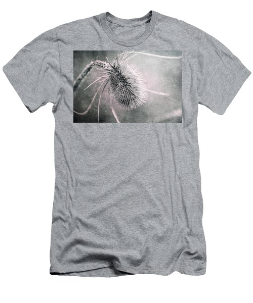 Men's T-Shirt (Slim Fit) featuring the photograph Teazel Weed by Tom Mc Nemar