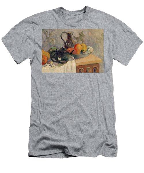 Teiera Brocca E Frutta Men's T-Shirt (Slim Fit)