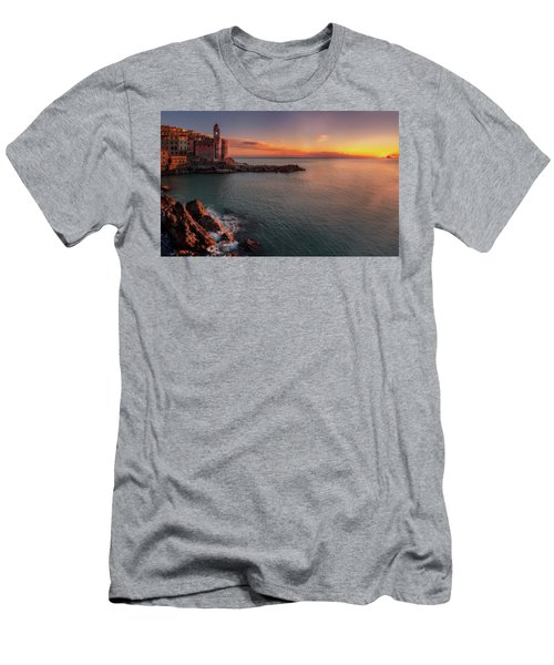 Tellaro Men's T-Shirt (Athletic Fit)