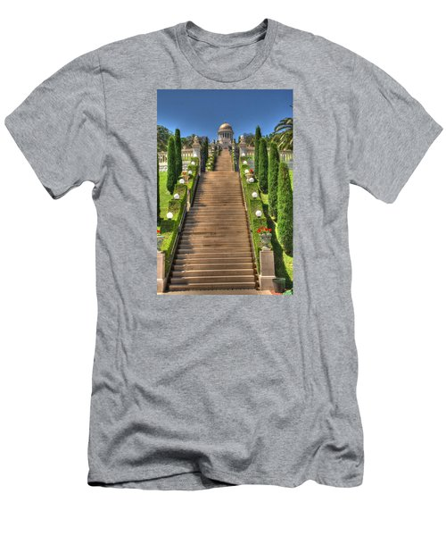 Temple 2 Men's T-Shirt (Athletic Fit)