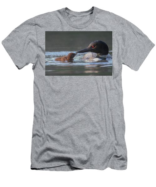 Tender Moment Men's T-Shirt (Athletic Fit)