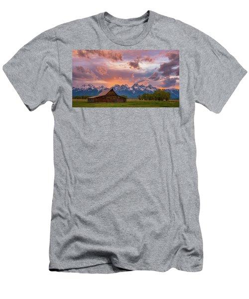 Teton Blaze Men's T-Shirt (Athletic Fit)