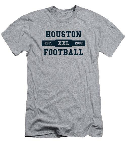 Texans Retro Shirt Men's T-Shirt (Athletic Fit)
