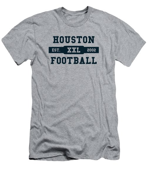 Texans Retro Shirt Men's T-Shirt (Athletic Fit)