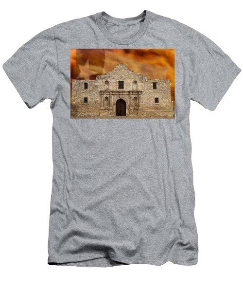 Texas Pride Men's T-Shirt (Athletic Fit)