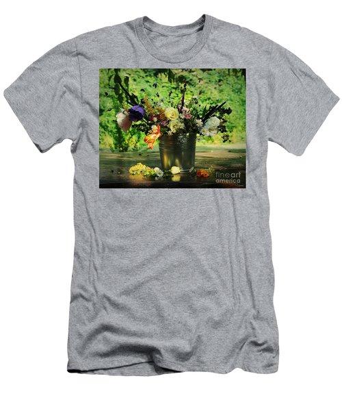 Thanks Men's T-Shirt (Athletic Fit)