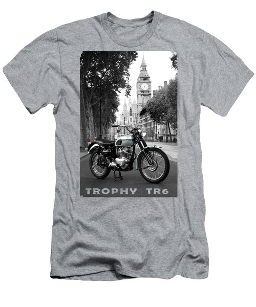 The 1956 Trophy Tr6 Men's T-Shirt (Athletic Fit)