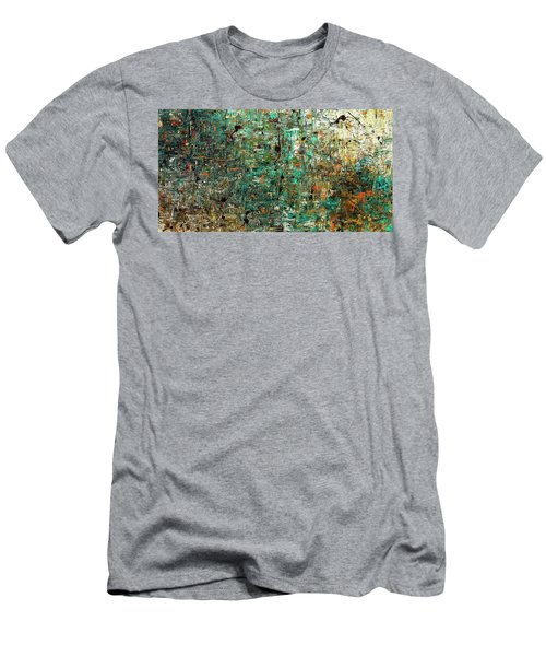 The Abstract Concept Men's T-Shirt (Athletic Fit)
