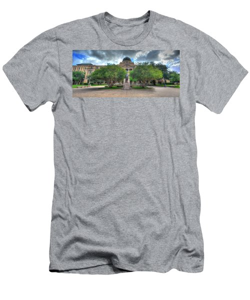 The Academic Building Men's T-Shirt (Athletic Fit)