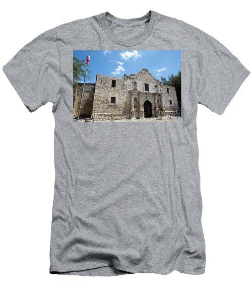 The Alamo Texas Men's T-Shirt (Athletic Fit)