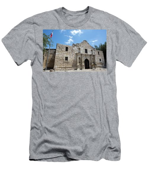 The Alamo Texas Men's T-Shirt (Athletic Fit)